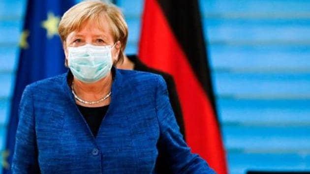 Merkel Warns Germans Of A Difficult Winter As Covid 19 Surges Hindustan Times