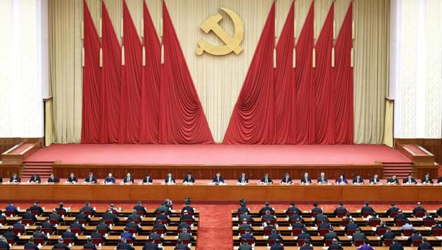 Xi has set a new goal to turn the PLA into a modern military force by 2027, by which time, China aims to build an army on par with that of the US.(AP Photo)