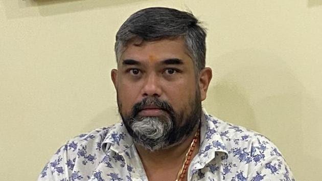 Bhargav Deka.(HT photo)