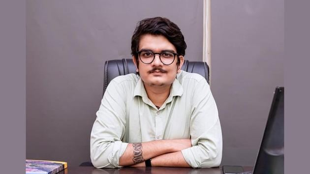 Founder - Shivam Soni.(Beyoung.in)