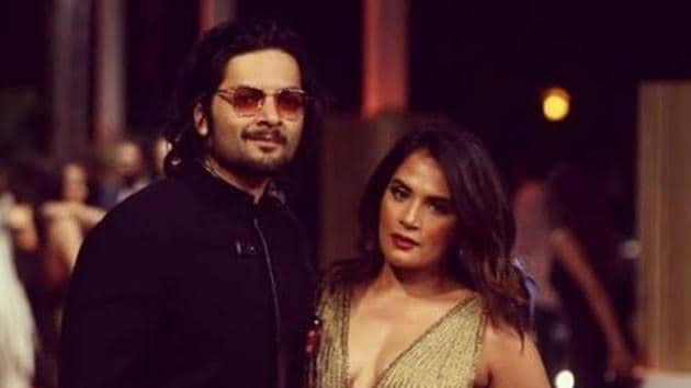 Ali Fazal and Richa Chadha were to marry in April this year.