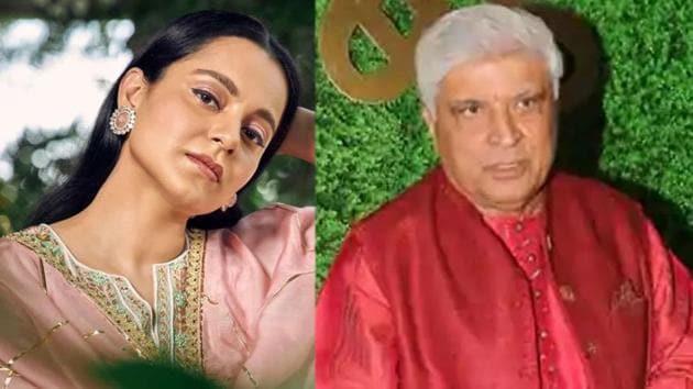 Javed Akhtar has filed a complaint against Kangana Ranaut.