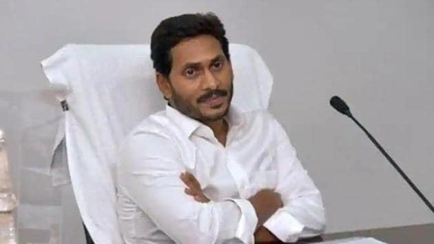 Andhra Pradesh Chief Minister YS Jagan Mohan Reddy(File photo)