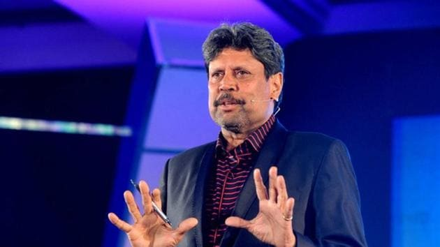 Former India captain Kapil Dev talks about MS Dhoni's form in IPL(Twitter)