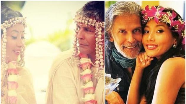 Happy birthday Milind Soman: The model and Ankita Konwar got married in 2018.