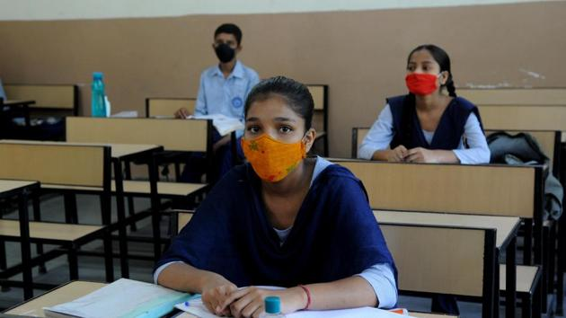 The new school building is another example of robust cooperation between India and Nepal in the education sector, according to a statement from the Indian Embassy, Kathmandu. .(HT file/ Representative image)
