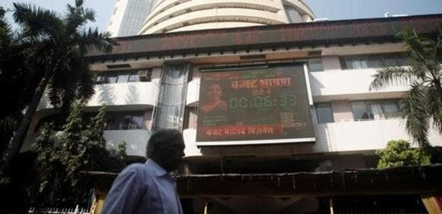 On the other hand, NTPC, Reliance Industries, Nestle India, HCL Tech and Infosys were among the laggards.(Reuters file photo)