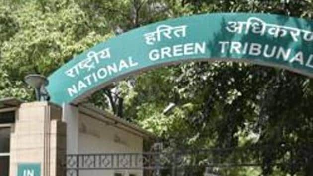 The National Green Tribunal in New Delhi.(HT archive)