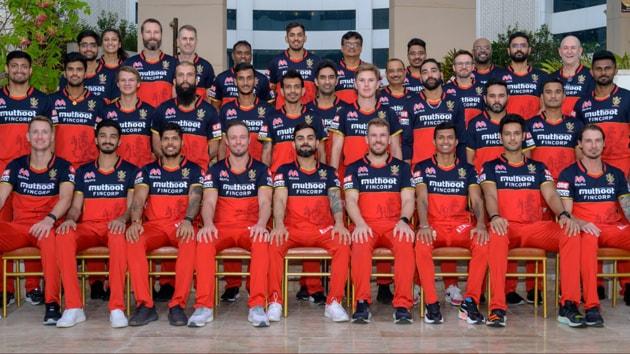 Royal Challengers Bangalore.(IPL/Twitter)