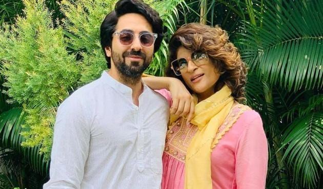 Ayushmann Khurrana and Tahira Kashyap have been married for 12 years.