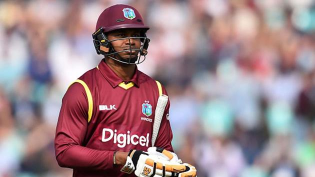 Marlon Samuels scored over 10000 runs for West Indies.(Getty Images)