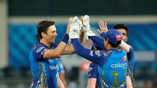 IPL 2020 Highlights, Mumbai Indians (MI) vs Delhi Capitals (DC), Qualifier 1 - Indian Premier League Playoffs Match Today in UAE(IPL/Twitter)