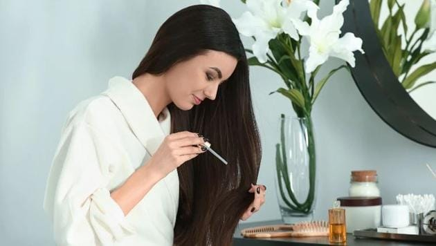 Use this oiling method to make your hair Diwali-ready!