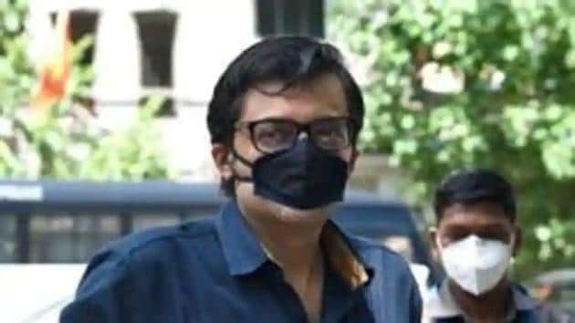 The Supreme Court noted that the letter seriously interferes with the administration of justice as it intimidates Arnab Goswami for approaching Court.(Satish Bate/HT file photo)