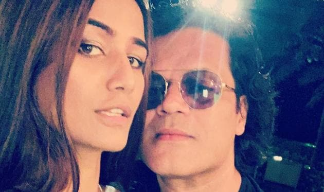 Poonam Pandey and Sam Bombay got married in September.