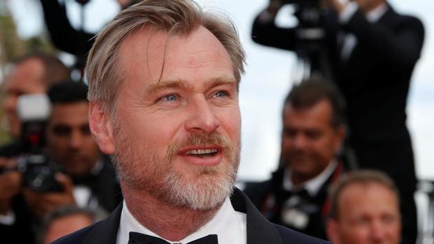 Christopher Nolan at the 71st Cannes Film Festival.(REUTERS)