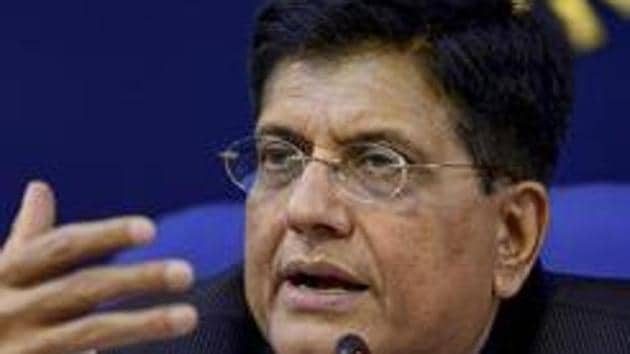 Piyush Goyal met various Members of Parliament (MPs) from Punjab on November 4.(PTI)