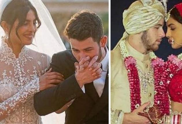Priyanka Chopra and Nick Jonas married in 2018.