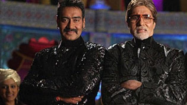 Ajay Devgn will direct and star in Mayday, also starring Amitabh Bachchan.