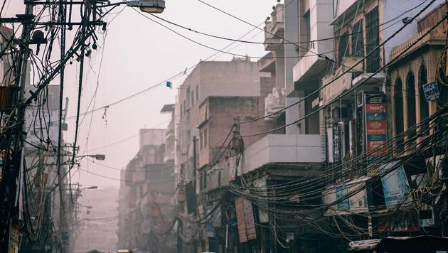 A thick quilt of smog lingered over the Indian capital and its suburbs on Friday. (Representational Image)(Unsplash)