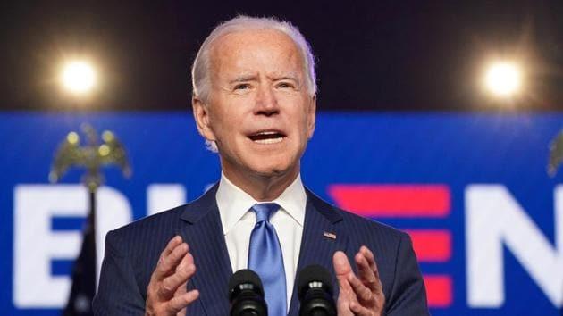 Democratic presidential candidate former Vice President Joe Biden.(REUTERS)