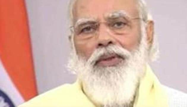 'Scientists overcame many constraints to meet deadline': PM Modi congratulates isro over launch of PSLV-C49(PTI)