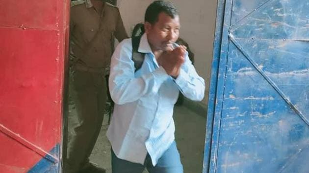 Nachika was once among the most wanted men in Odisha for leading Chasi Mulia Adivasi Sangh, a Maoist backed outfit.(Sourced Photo)