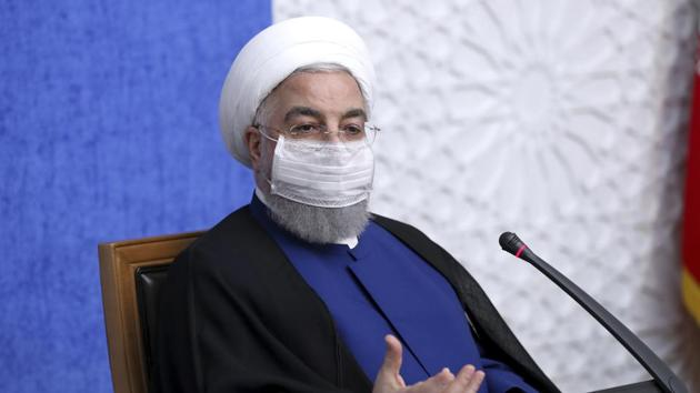 Rouhani said Iran considers constructive engagement with the world as a strategy.(AP)