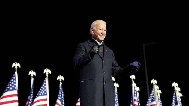 Joe Biden has become a familiar face in the Washington circles and is largely seen as a bipartisan figure(Reuters)