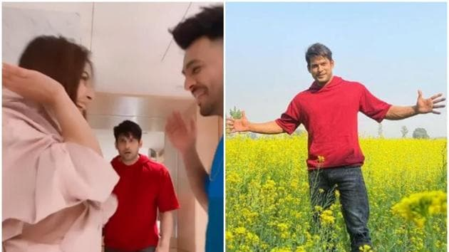 Sidharth Shukla and Shehnaaz Gill are in Punjab.