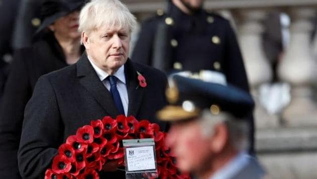 UK Prime Minister Boris Johnson has paid a special tribute to the British Indian Army.(Reuters)