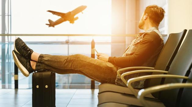 Fear of infection means only just over one-quarter of people in the Asia-Pacific region say they feel confident enough to fly again within six months.(Unsplash)