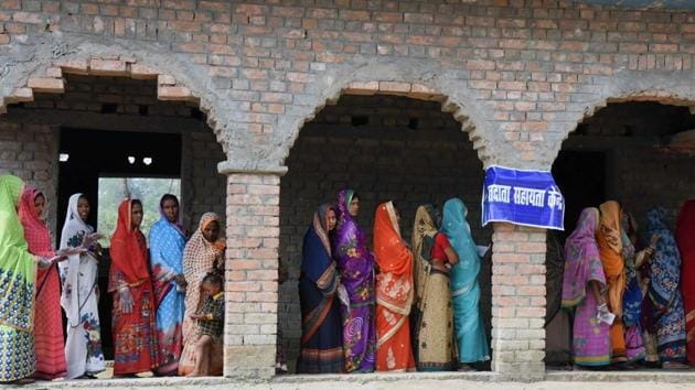 The recently conducted polling exercise in Bihar assembly is set to culminate on Tuesday with the counting of votes being held in all the 243 seats(ANI)