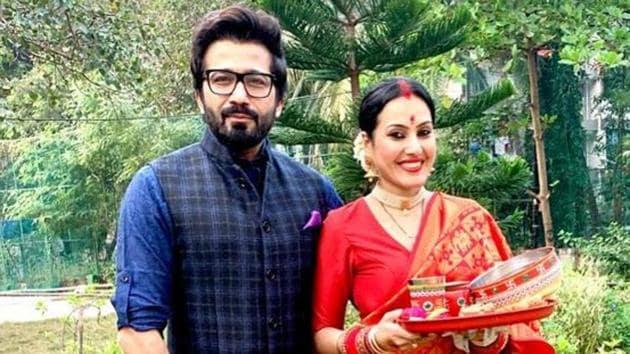 Actor Kamya Panjabi got married to Shalabh Dang this year.