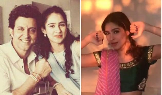 Hrithik Roshan wished cousin Pashmina Roshan on her birthday with a sweet Instagram post.