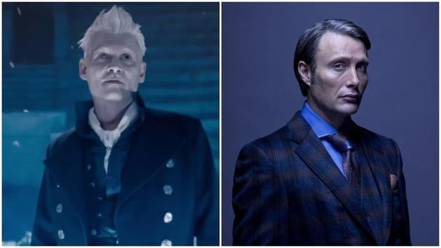 Mads Mikkelsen might become the new Gallert Grindelwald.