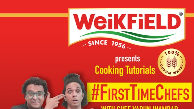 Want to try a new recipe but confused? Don't worry. Weikfield har kissi ko chef bana deta hai. Presenting cooking tutorials for Fusilli Bolognese for the #FirstTimeChefs, kitchen tutorials by Chef Varun Inamdar. We're bringing to you an experience fresh out of the pan, sprinkled with the joy of learning and a dash of fun with #FirstTimeChefs. Unravel the newest chefs on the internet and a chance for you to find that first-time chef in you. #Weikfield #FirsttimeChef #Chefsofinstagram #Chefslife #Pasta #Pastalover #Weikfield #ChefsAtHome #NewBeginnings #Foodstagram #FirstTimeChef.