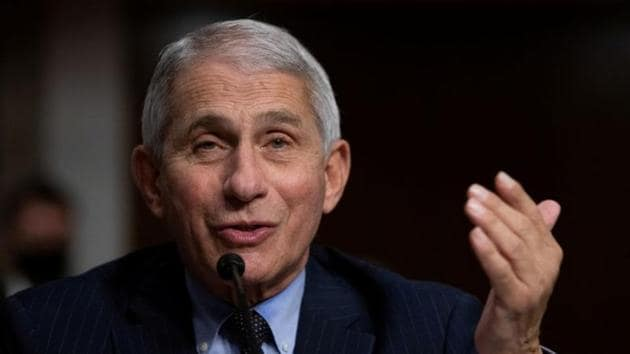 US infectious disease expert Anthony Fauci(Reuters File Photo)
