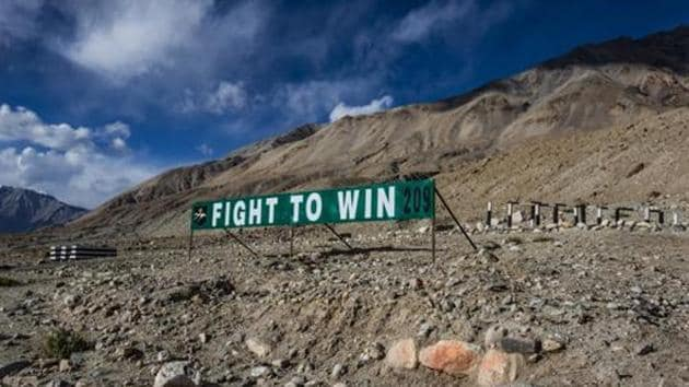 India and China had also agreed for a joint mechanism to verify the progress in the disengagement process from parts of the Eastern Ladakh sector through delegation meetings as well as using Unmanned Aerial Vehicles (UAVs).(Getty Images)