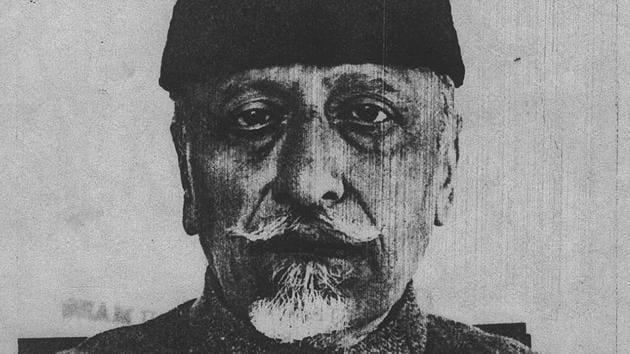 Maulana Abul Kalam Azad(HT File)