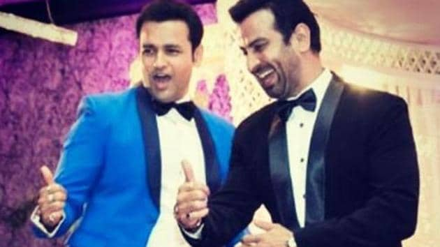 Brother Rohit and Ronit Roy are both actors and have worked in the industry for over two decades now.
