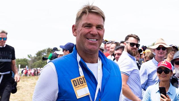 File image of Shane Warne.(Getty Images)