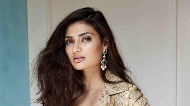 Actor Athiya Shetty says she would also love to be back on a set soon.