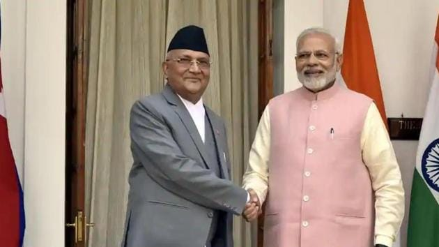 This will be the third ICP on the India-Nepal border and similar facilities at Birgunj and Biratnagar were operationalised in April 2018 and January 2020. India has also built ICPs on the borders with neighbours such as Bangladesh and Pakistan. (Sonu Mehta/HT File photo)