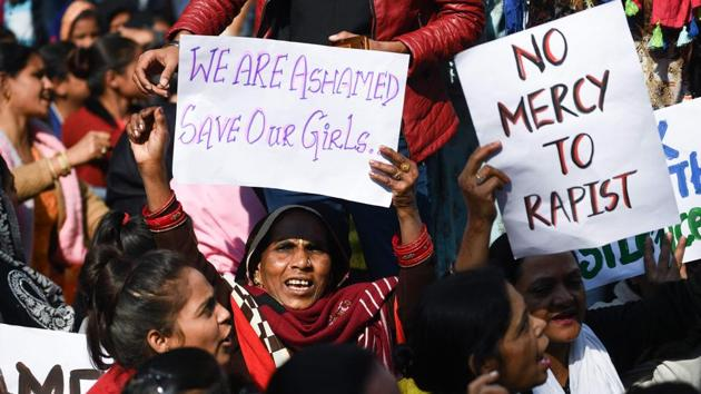 According to the National Crime Records Bureau (NCRB) data, 88 rape cases were reported on an average daily in 2019.(AFP File)
