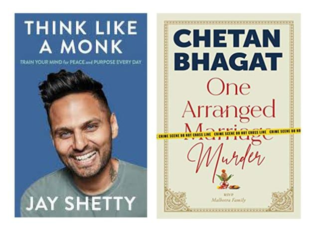 No change at the top of the best seller list though interesting new entries are making their way up.(HT Team)