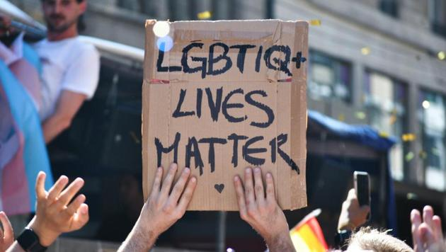 The Commission said LGBT people were facing growing discrimination in Europe, even as most people in the bloc were becoming more accepting of gay rights.(Unsplash)