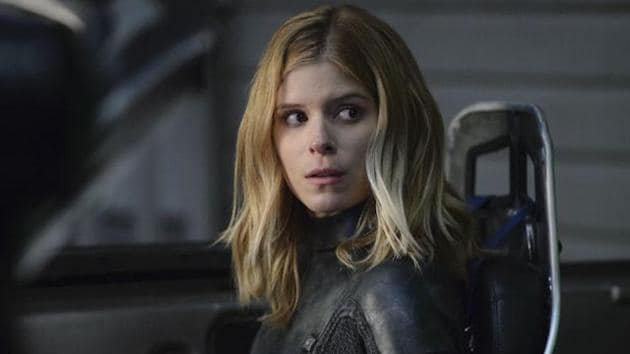 Kate Mara in a still from Fantastic Four.
