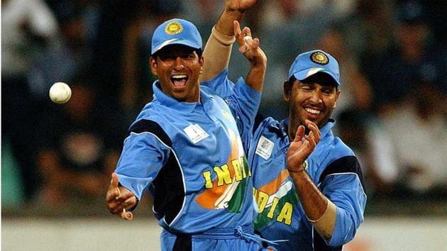 Sachin Tendulkar and Yuvraj Singh(Getty Images)