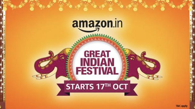 This year, lakhs of Small & Medium Businesses (SMBs) are offering unique selection to customers, during the ongoing festive event of Amazon India - 'Great Indian Festival',(Amazon)